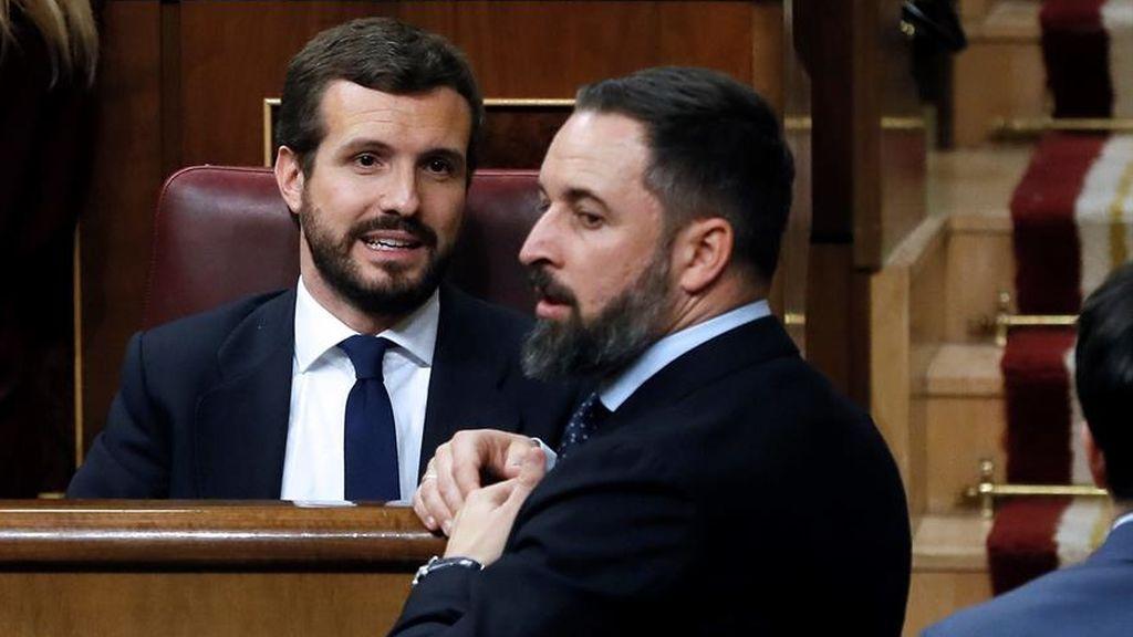 La estrategia de Vox para acorralar al PP: elecciones anticipadas en Madrid y moción de censura contra Sánchez