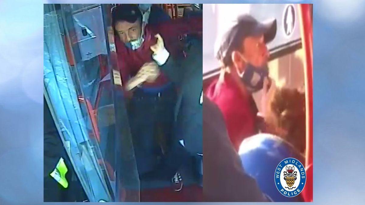 """Ataque racista en un autobús británico: """"El virus es más común en negros y asiáticos. Ponte tu maldita mascarilla"""""""