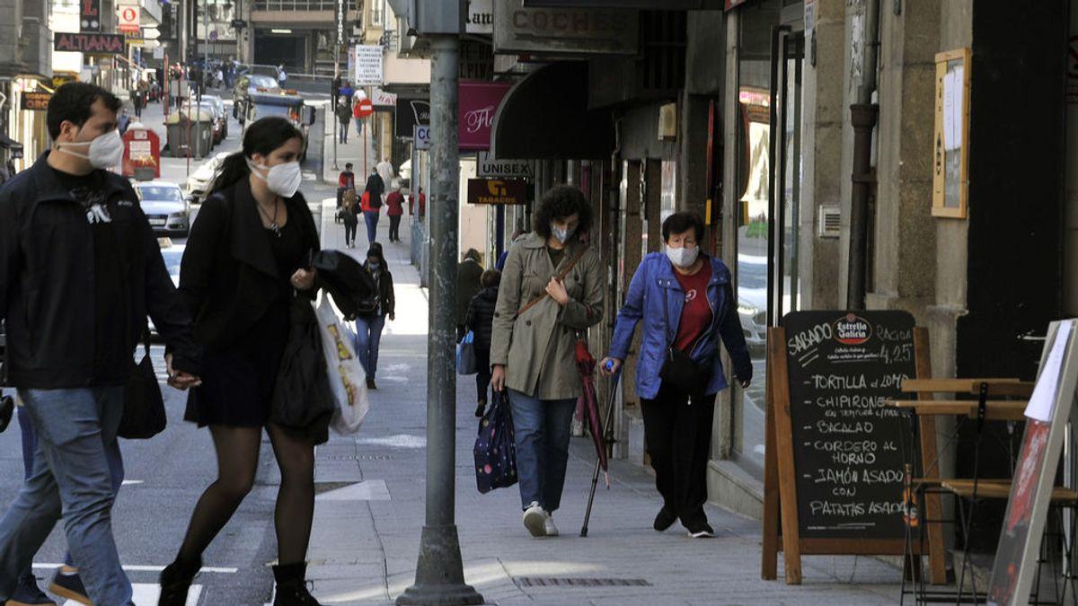Galicia confina perimetralmente la ciudad de Ourense y el municipio de Barbadás