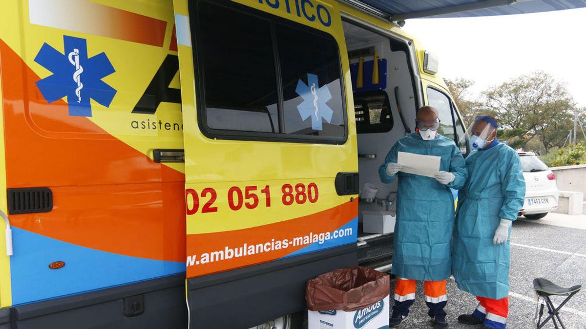 Última hora del coronavirus: Andalucía sumasuma 30 muertos y 1.788 positivos, las mayores cifras de la segunda ola