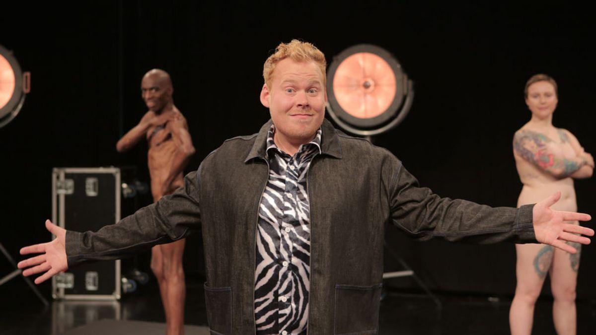 El polémico programa de televisión infantil danesa que muestra cuerpos desnudos