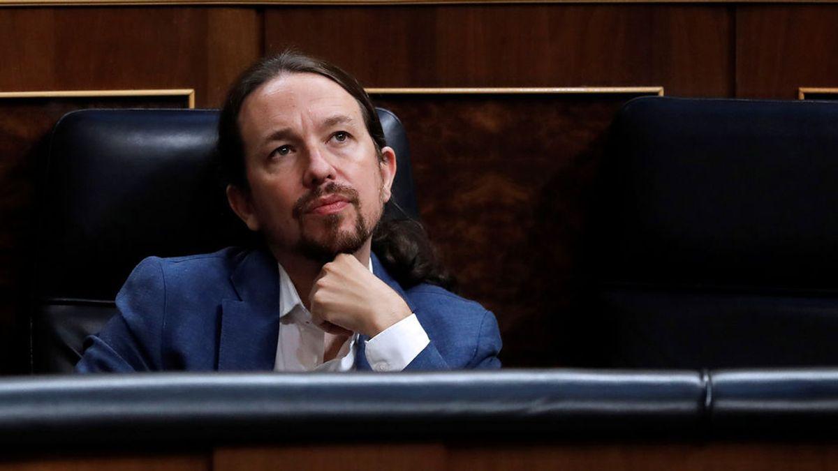 El código ético de Podemos no obliga a Iglesias a dimitir si es imputado por el caso Dina