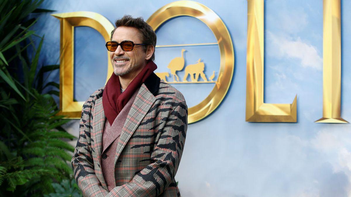 'Iron Man' confía en el poder de los bichos: Robert Downey Jr. invierte en una granja de insectos
