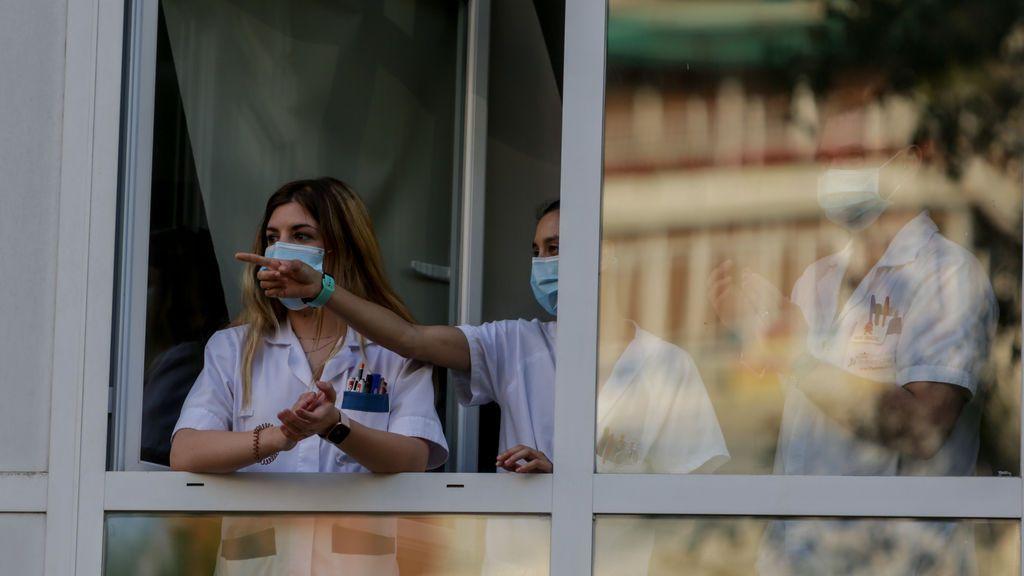 Sólo un tercio de los médicos extranjeros homologados se colegiaron en España durante el estado de alerta