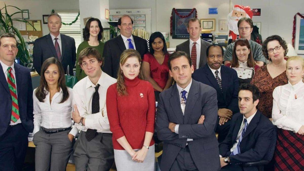 """""""The Office' me salvó el confinamiento"""": la disparatada serie para venirse arriba en tiempos de pandemia"""