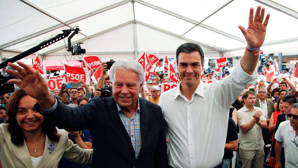 Los 800.000 empleos del PSOE: de González a Sánchez