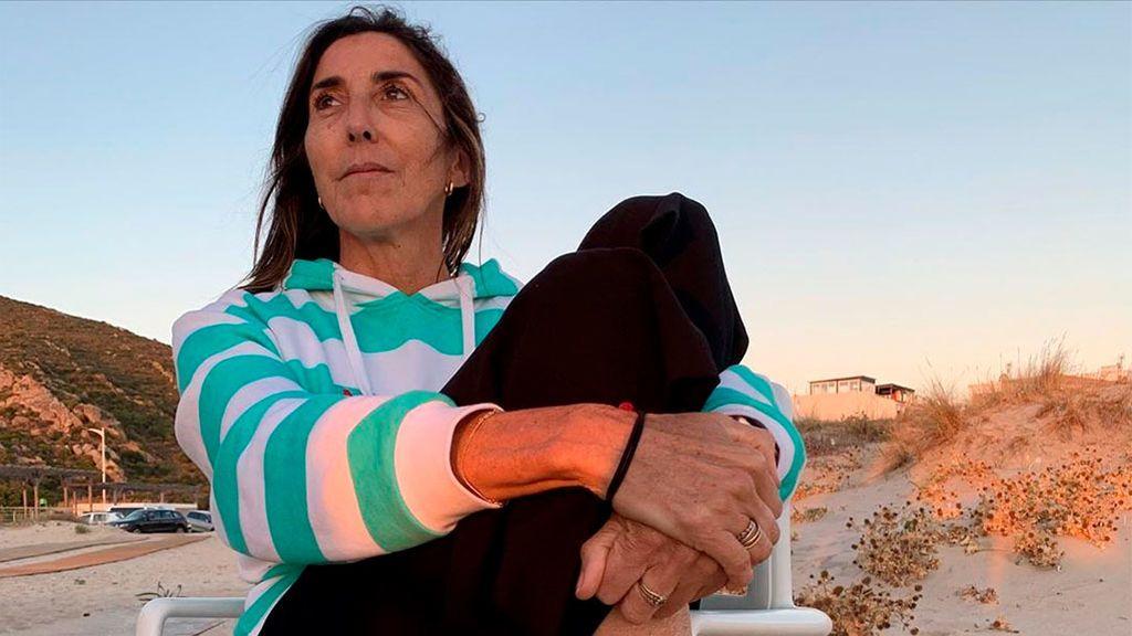 ¡Cesta ecológica, deportes de riesgo y meditación! Paz Padilla y un estilo de vida crucial para su 'recuperación'