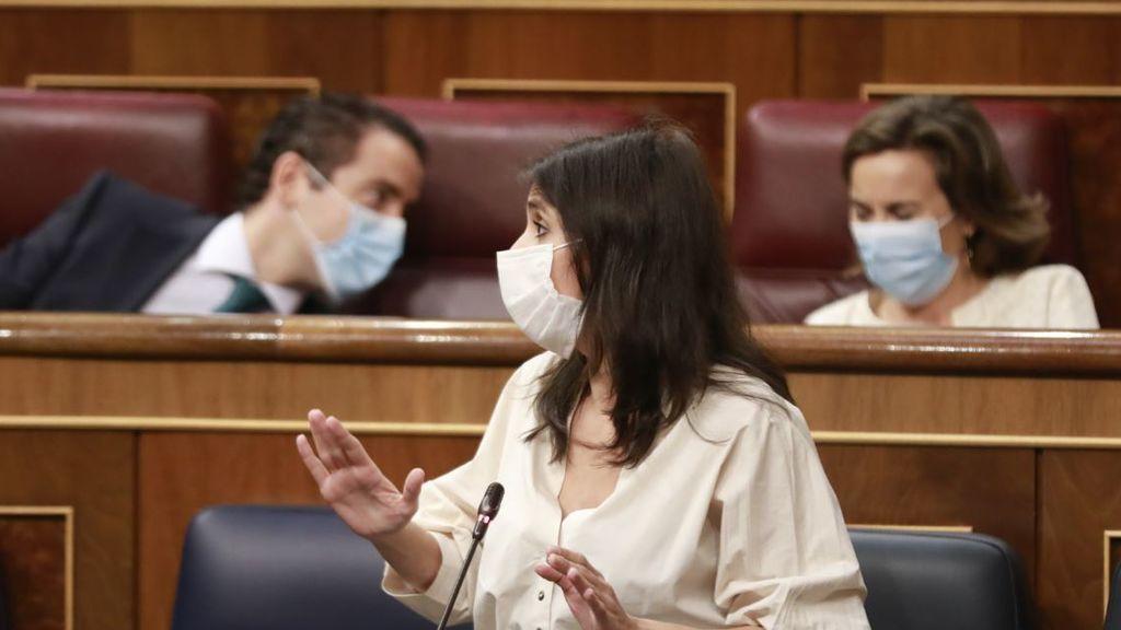 Irene Montero anuncia cambios en la ley del aborto: el Gobierno derogará la reforma de 2015
