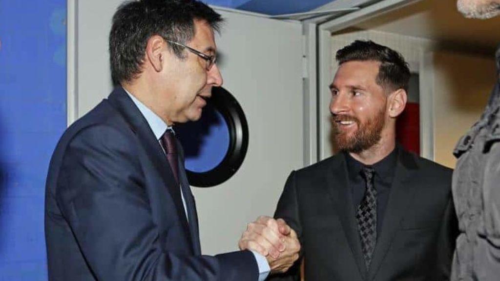 Messi recibe una carta de Bartomeu para bajarse el sueldo: el Barça necesita otra ayuda de los jugadores