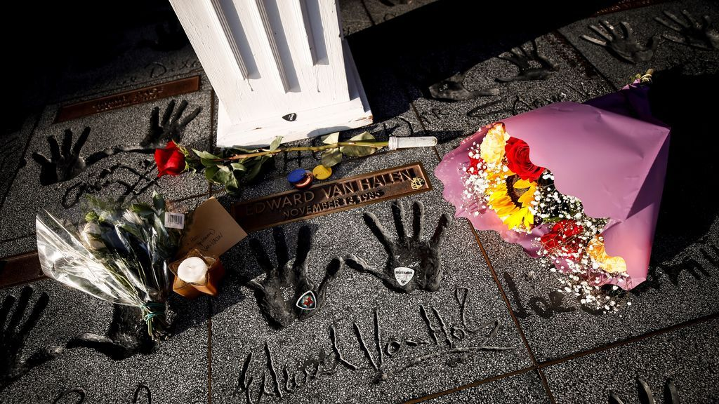 Homenaje a Eddie Van Halen
