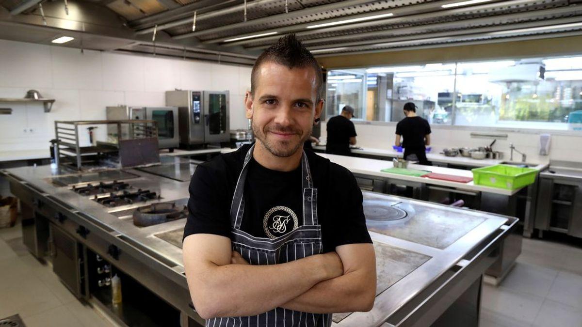 Dabiz Muñoz no reabrirá de momento su restaurante Diverxo por las restricciones de Madrid