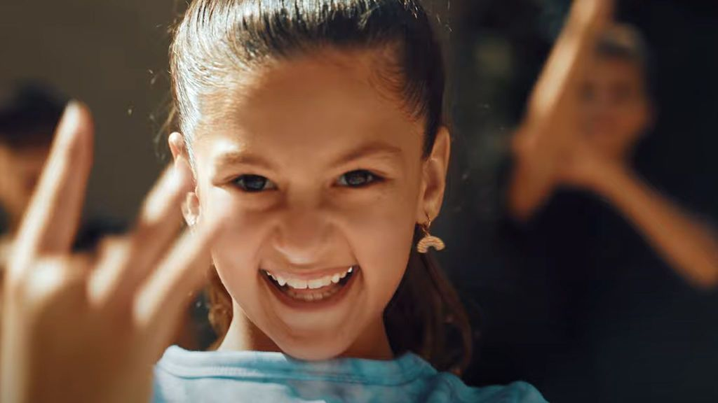 Videoclip de 'Palante' de Soleá para el Festival de Eurovisión Junior 2020