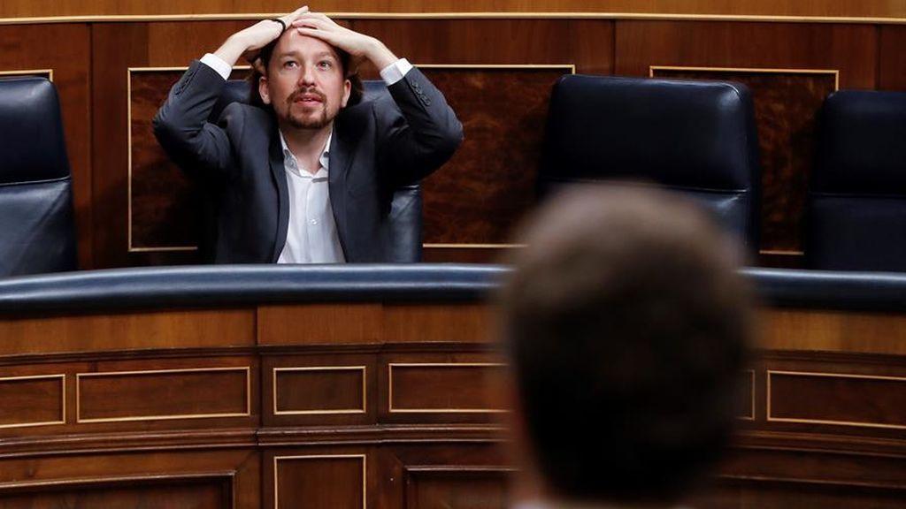 """Casado exige a Sánchez que aplique """"la misma vara de medir"""" que con Rajoy y cese """"de inmediato"""" a Iglesias"""