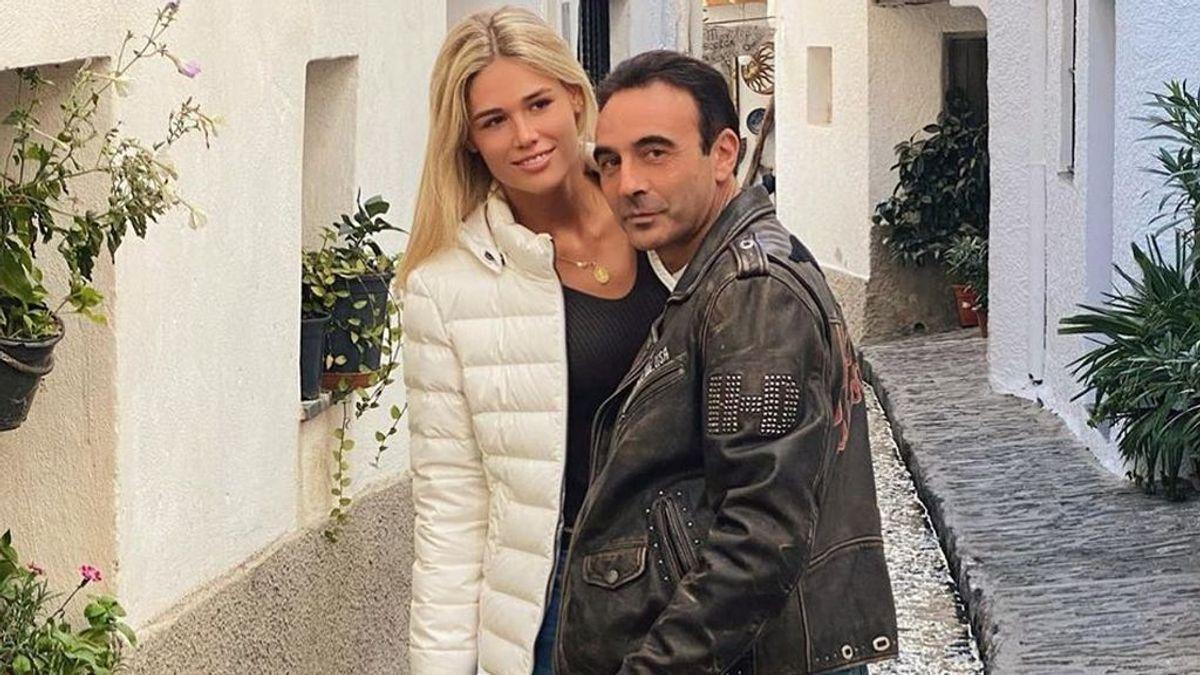 Un ático con vistas al mar: Enrique Ponce y Ana Soria ya viven juntos en Almería
