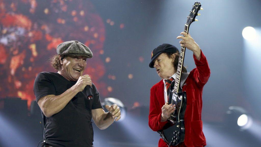AC/DC sacarán su nuevo disco 'PWR UP' en noviembre y adelantan el tema 'Shot In The Dark'