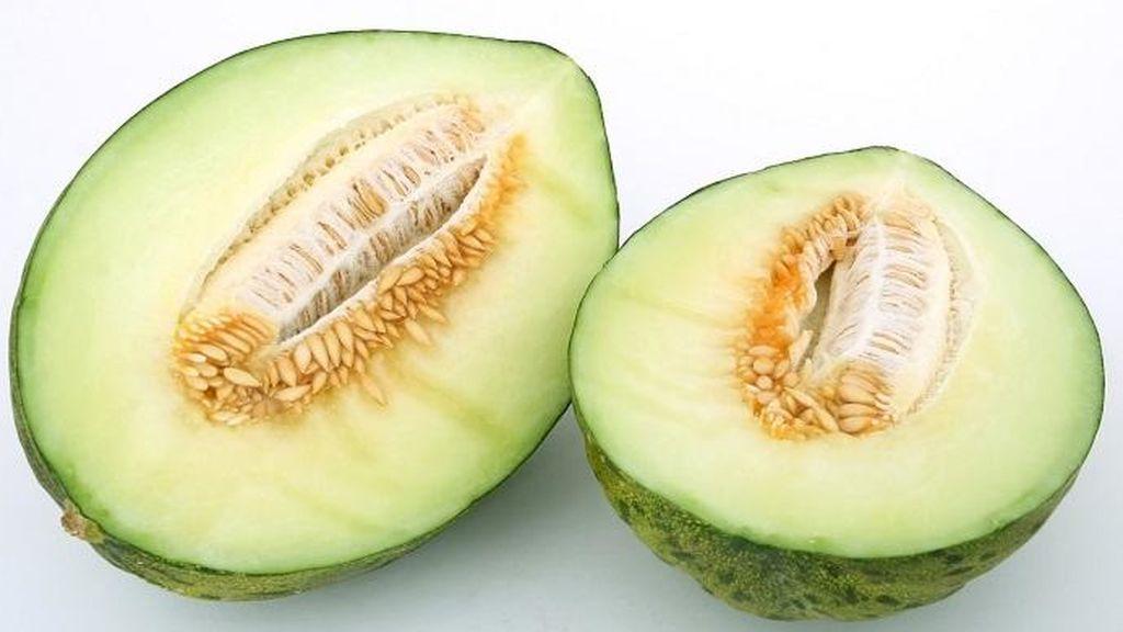 El melón es rico en potasio y antiosidante