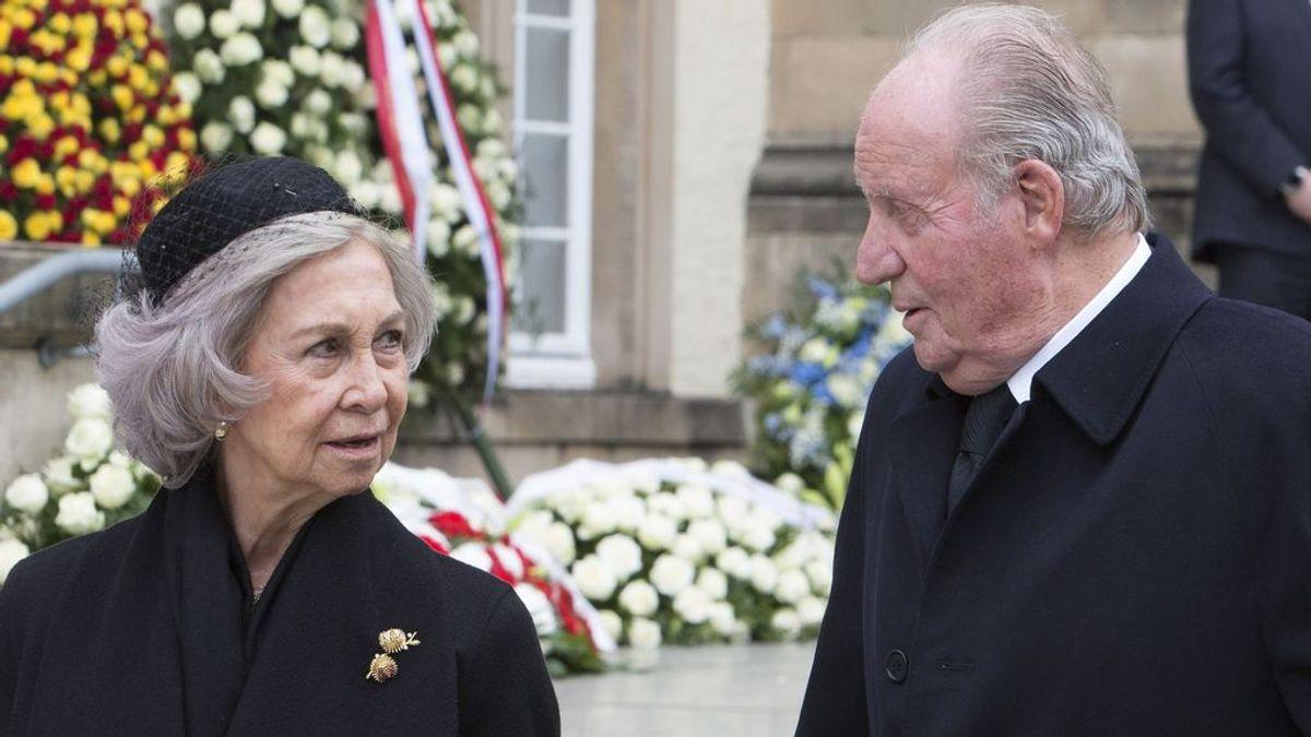 30 años separados, Londres y una venganza: el matrimonio roto de Juan Carlos y Sofía, contado por Corinna