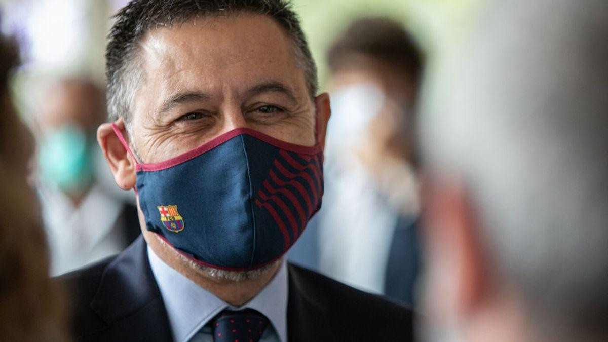 Habrá voto de censura contra Bartomeu: el presidente del FC Barcelona, en la cuerda floja
