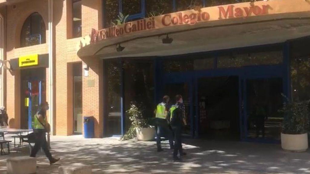 La Policía de Valencia estudia los vídeos de la fiesta del Galileo para identificar a los estudiantes irresponsables
