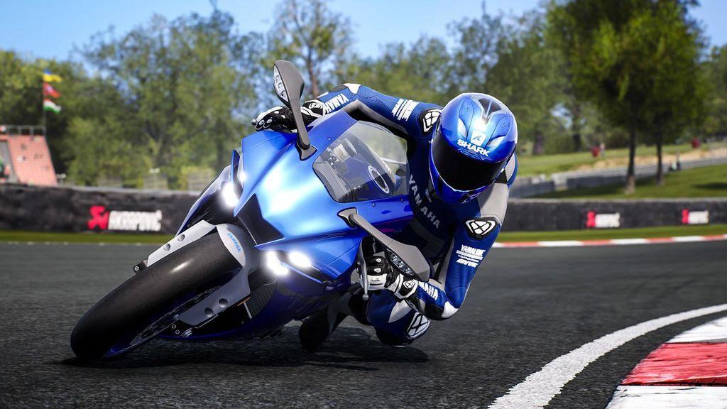 Ride 4: Gameplay en Laguna Seca y Nürburgring