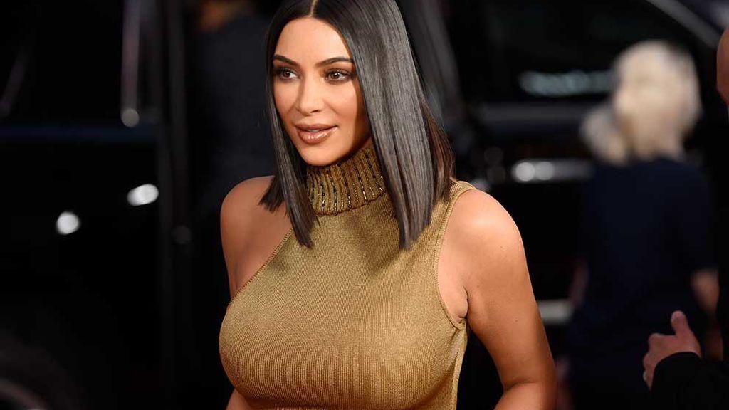 Aunque, sin duda, la reina de las transparencias es Kim Kardashian.