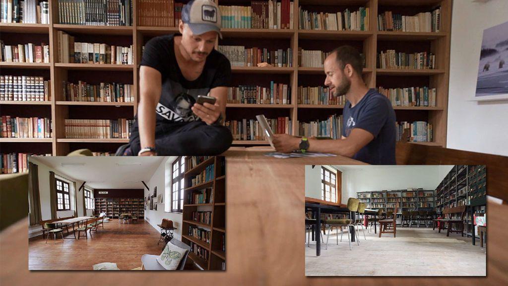 Imágenes del coworking de Alceda