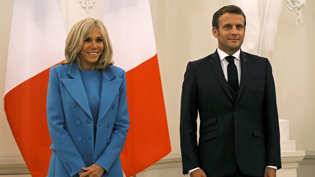 Se desvela la muerte del exmarido de Brigitte Macron, al que abandonó por el presidente francés