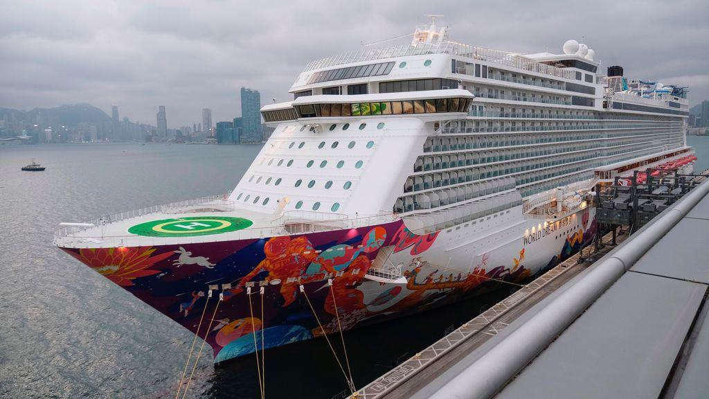 """Cruceros sin destino"", la nueva fórmula de turismo 'anti-COVID' de Singapur"