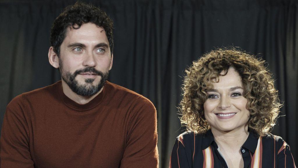 Paco León y Anna