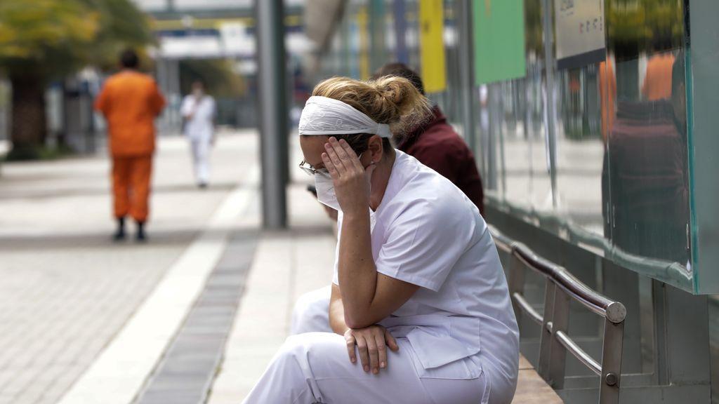 Casi la mitad de los médicos no se sienten preparados para la segunda ola de covid-19