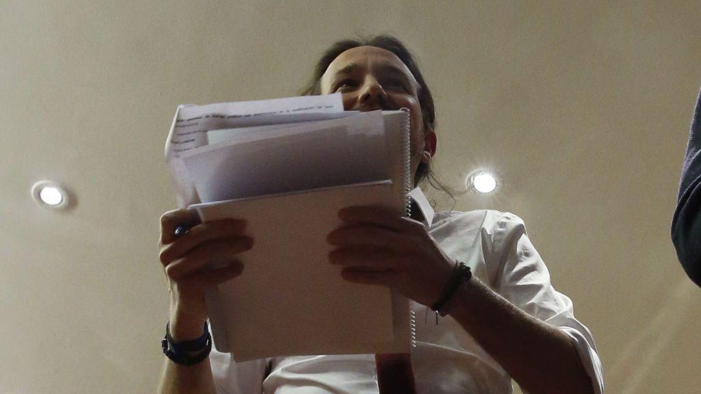 El Supremo pide informe a la Fiscalía para decidir si investiga a Iglesias