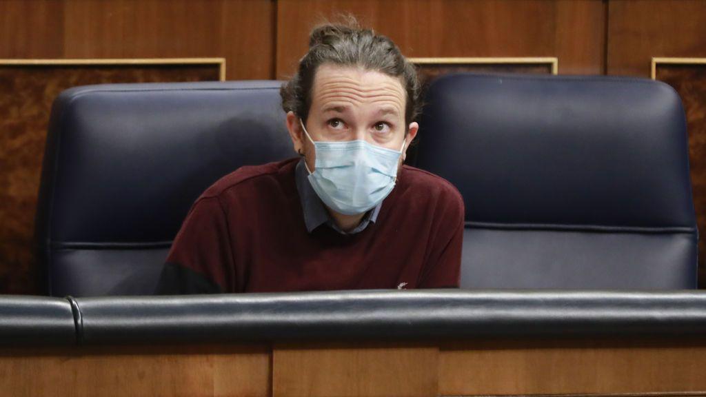 """Pablo Iglesias ve """"imposible"""" que el Tribunal Supremo le impute: """"No voy a dimitir, si ocurre sería inconcebible"""""""