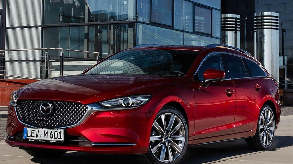 Toda la elegancia del Mazda6 con un descuento de 4.900 euros en versiones berlina y familiar