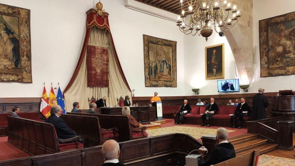 La Universidad de Salamanca expulsa a 36 estudiantes por incumplir las restricciones sanitarias