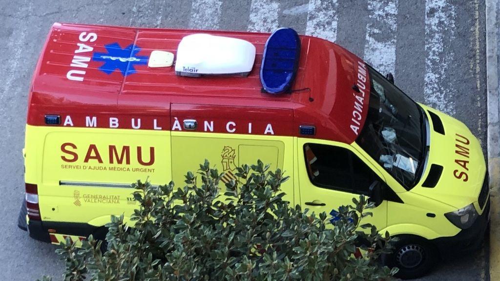 Un hombre muere atropellado en la AP-7 a la altura de Castellón cuando iba andando por la vía tras sufrir un accidente