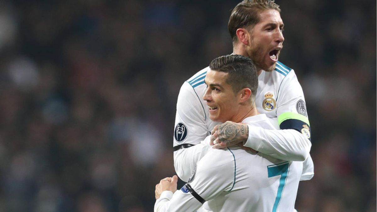 Cristiano Ronaldo y Sergio Ramos retoman su 'relación cordial' tras dos años sin hablarse