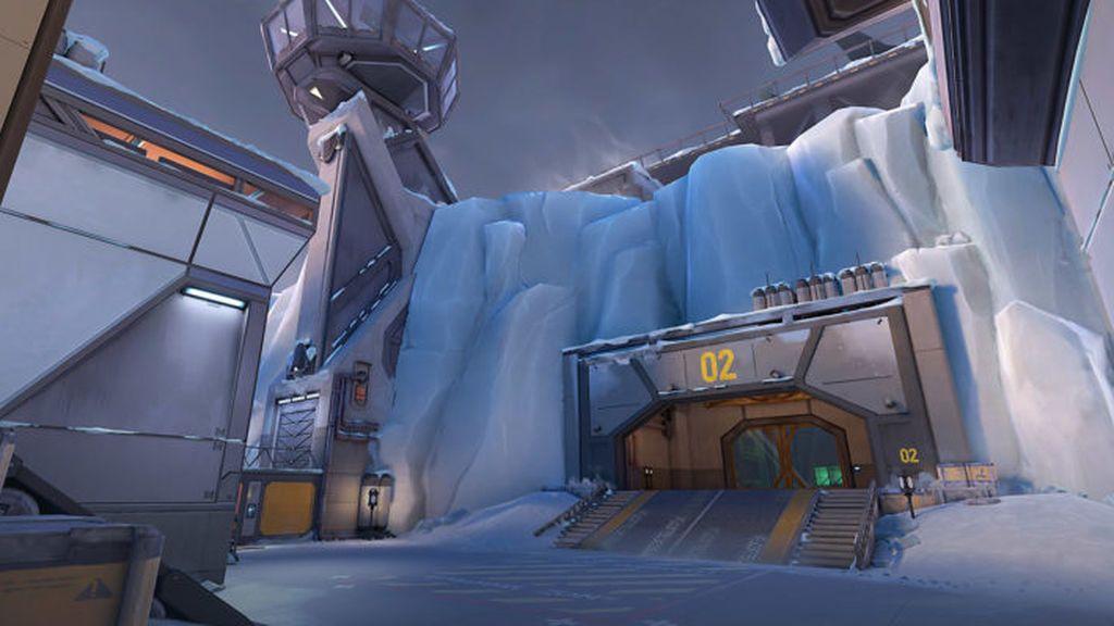 Valorant: Icebox