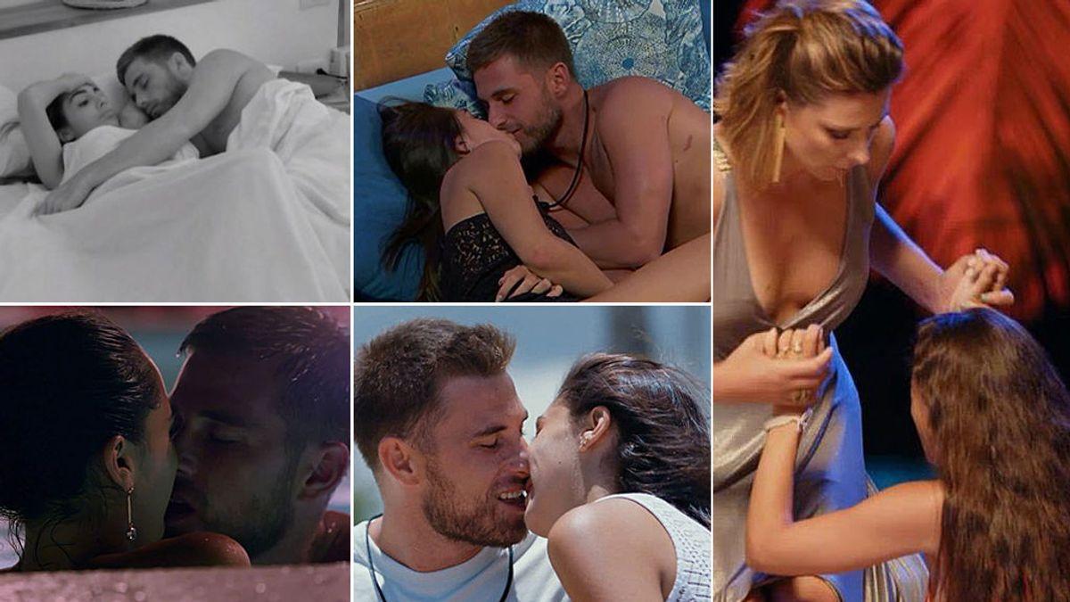 Las imágenes de Tom y Sandra que Melyssa tendrá que ver en su hoguera más dura: sexo, reproches y planes de futuro