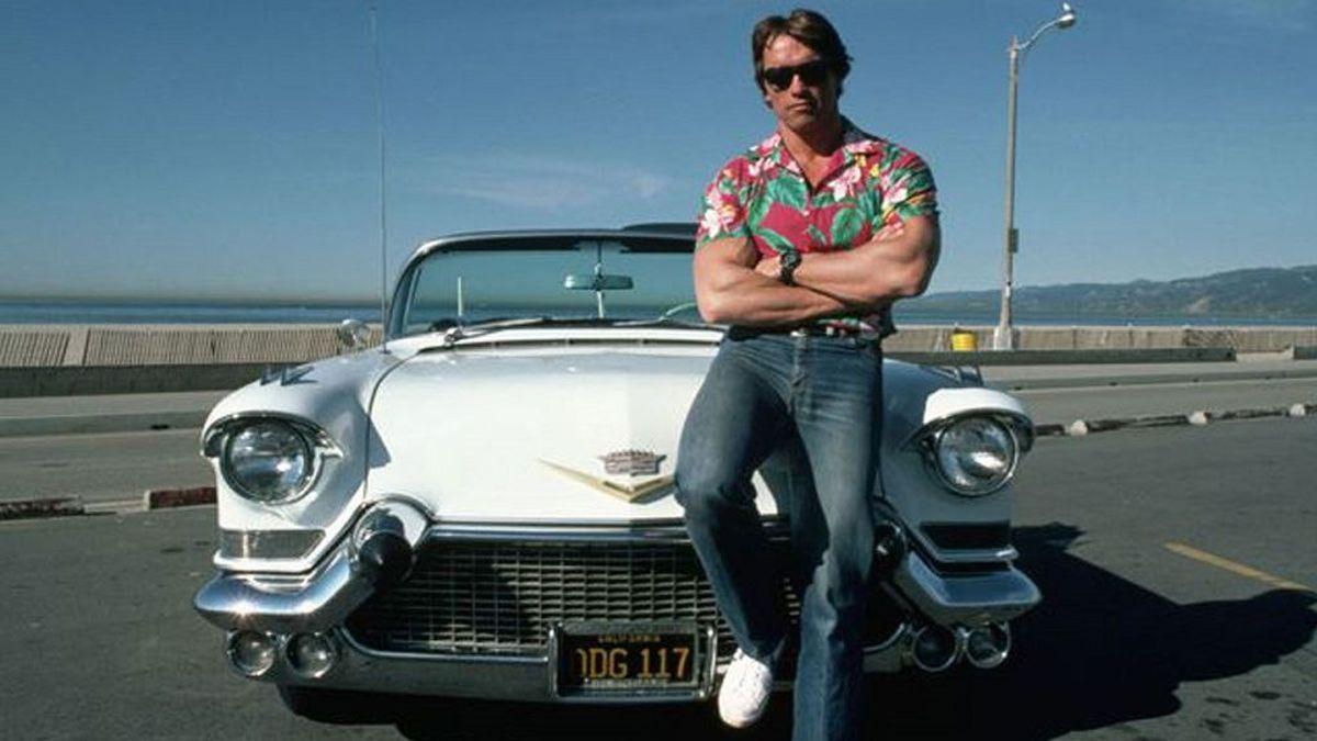 El garaje de Arnold Schwarzenegger, sólo sus coches tienen más músculo que él