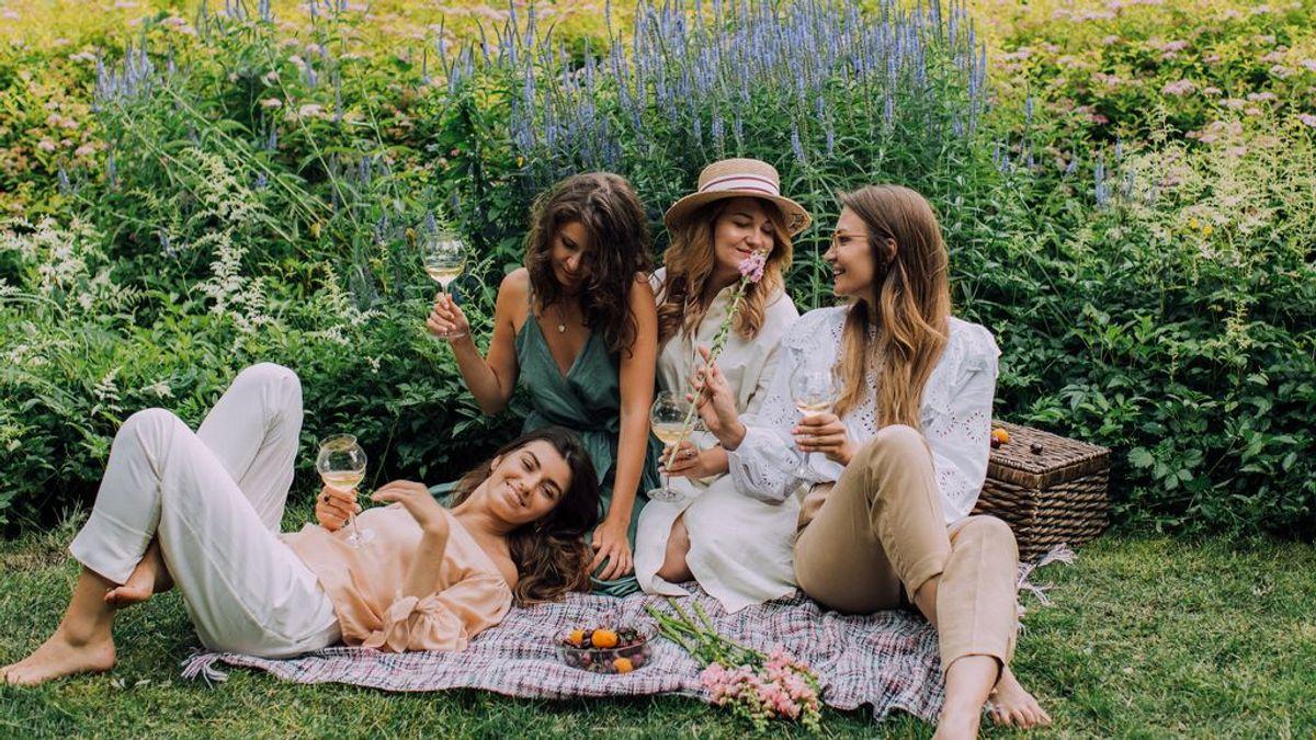 Cinco planes low cost al aire libre para estar con tus amigas y respetar el medio ambiente