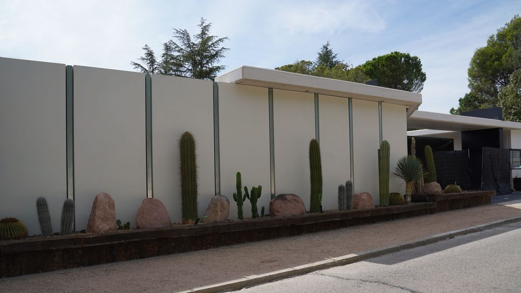 Avanzan las obras en la nueva casa de Pilar Rubio y Sergio Ramos