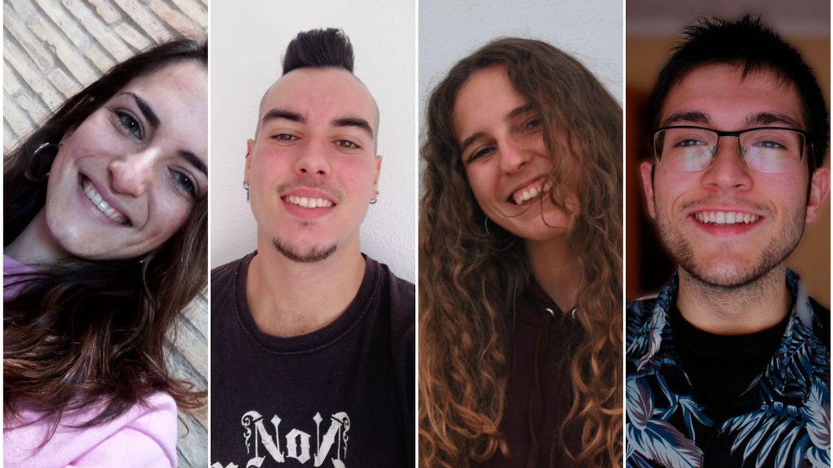 Un curso universitario condicionado por la pandemia: cinco estudiantes cuentan cómo ha sido su vuelta a las aulas