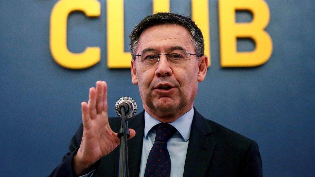 Bartomeu se agarra al sillón y denuncia ante la Guardia Civil falsificación en la moción de censura