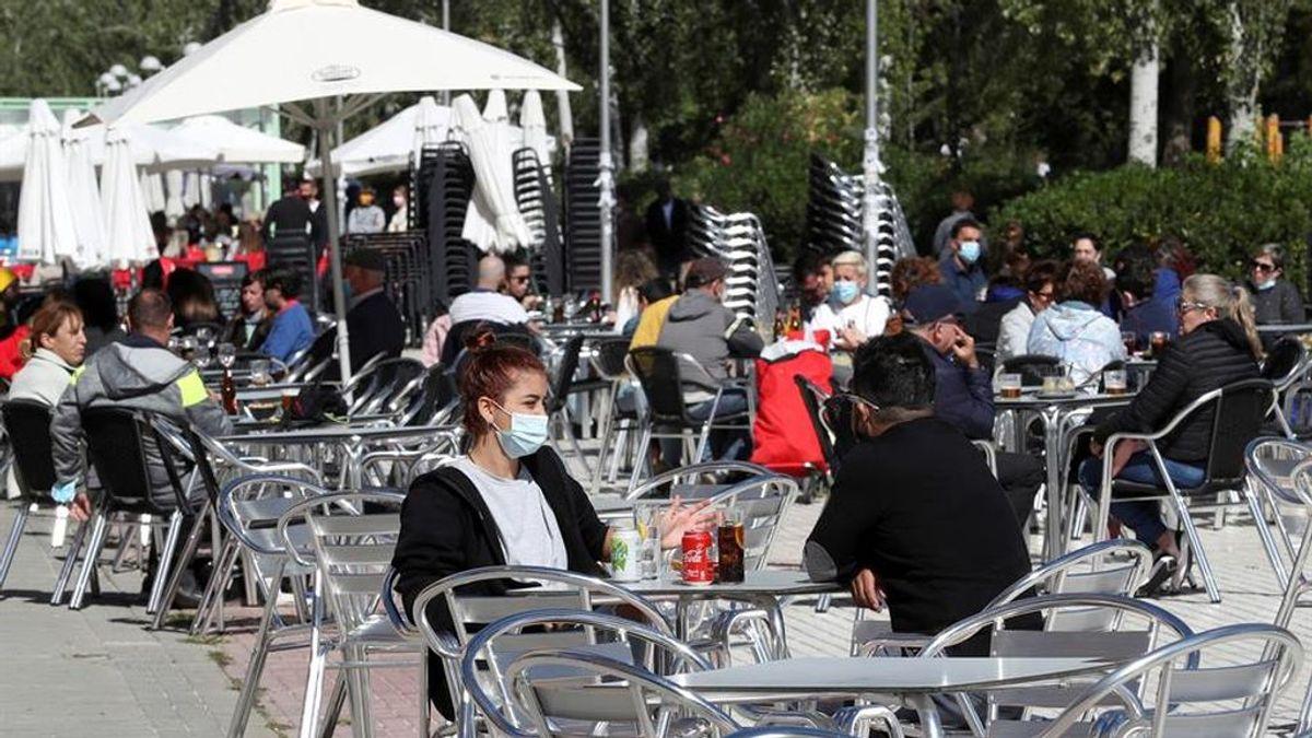Madrid notifica 3.151 nuevos positivos y 39 fallecidos