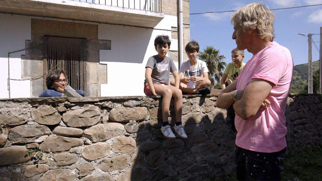 """Vecina de los Valles Pasiegos: """"Los niños de los pueblos tengan las mismas oportunidades"""""""