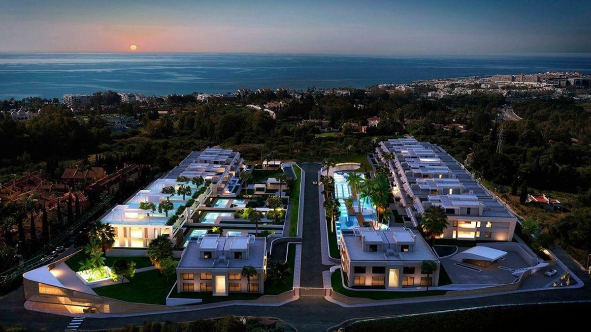 Epic Marbella: una urbanización de lujo decorada por Fendi