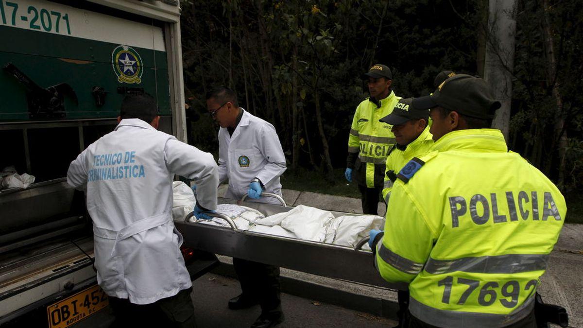La Policía colombiana encuentra los restos de una mujer en la nevera de una casa en Bogotá