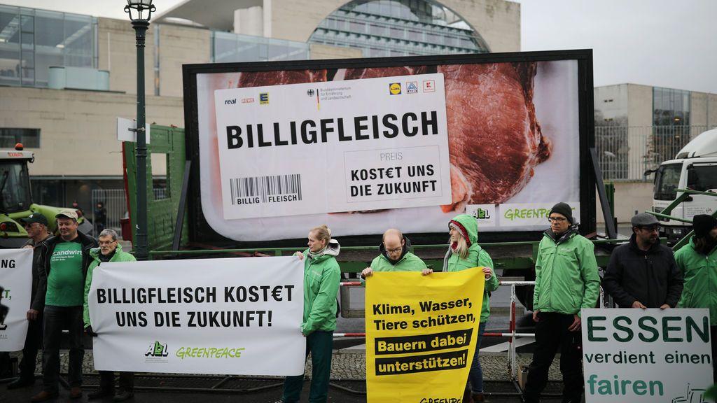 """Alemania prepara cambios en su industria cárnica para acabar con la """"esclavitud moderna"""" (FINDE)"""
