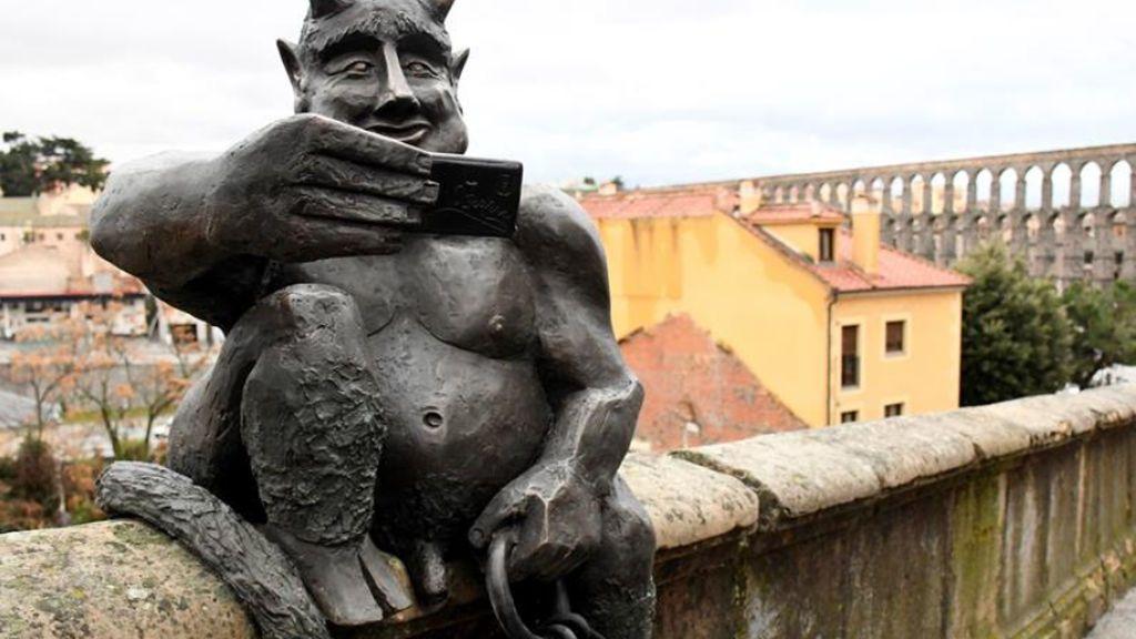 El 'diablillo de Segovia' no ofende a la religión católica, según el Tribunal Superior de Justicia de Castilla y León