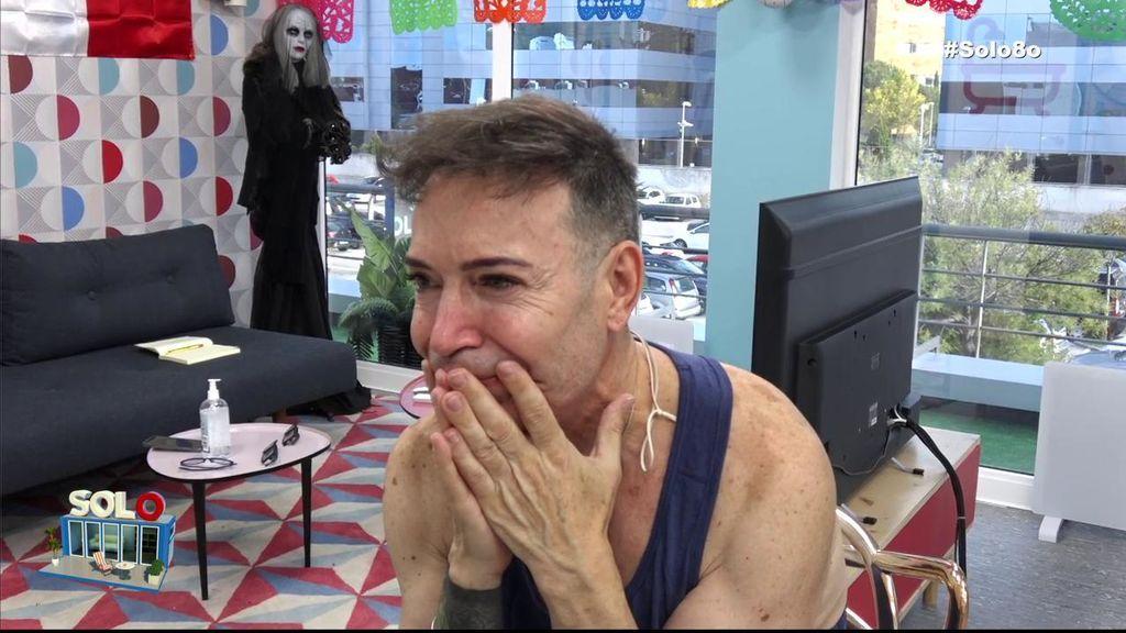 El Maestro Joao llora cuando Pol Badía le confiesa lo que siente